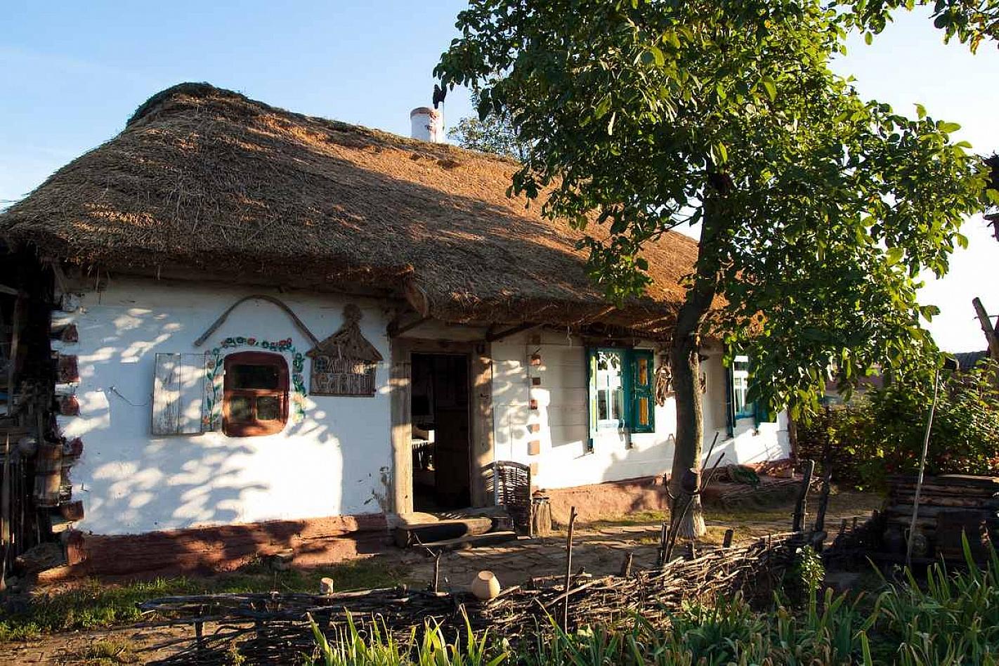 Этнографический комплекс «Хутор Савки» (Киев)