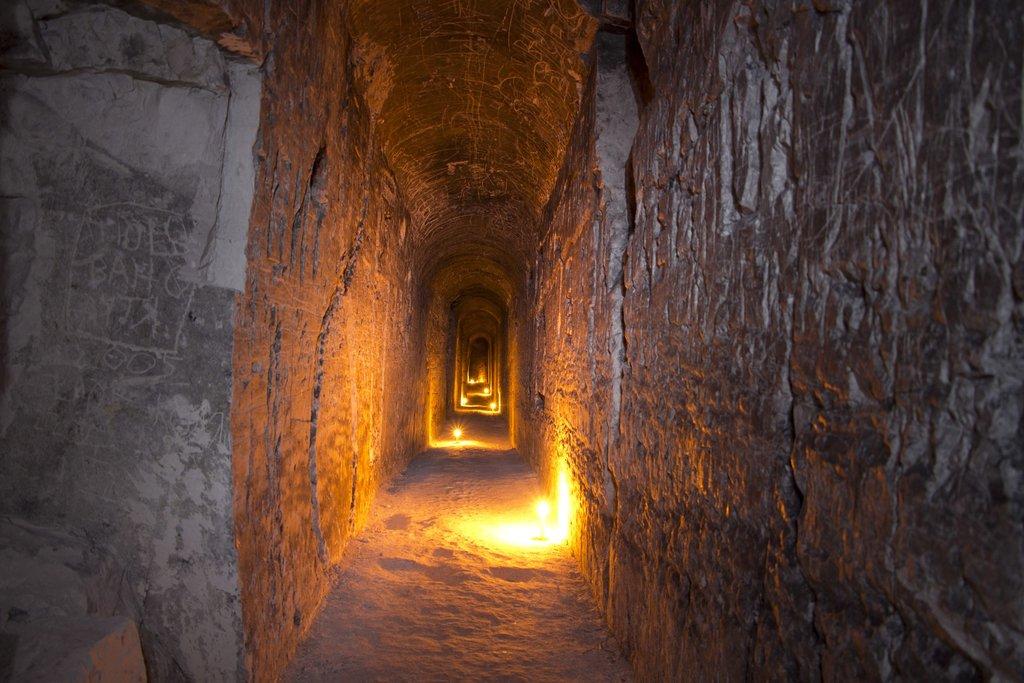 Калачеевская пещера (Воронежская область)