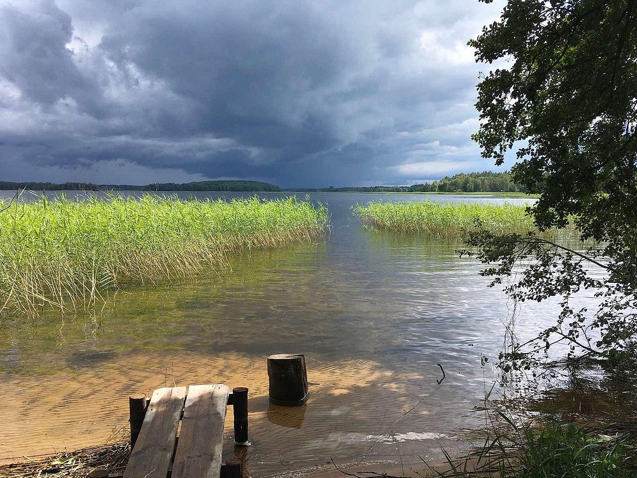 Озеро Струсто (Браслав)
