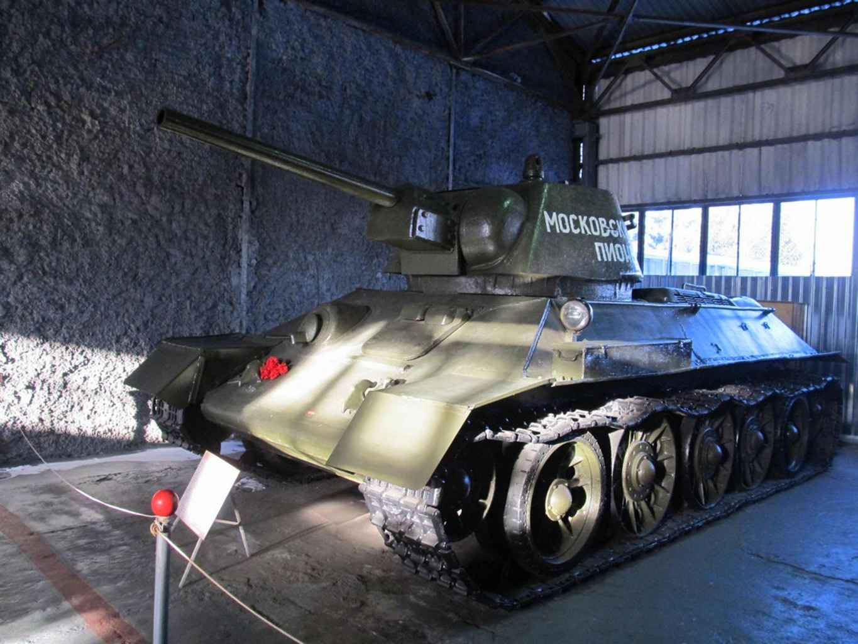 Военно-исторический музей бронетанкового вооружения и техники (Одинцово)