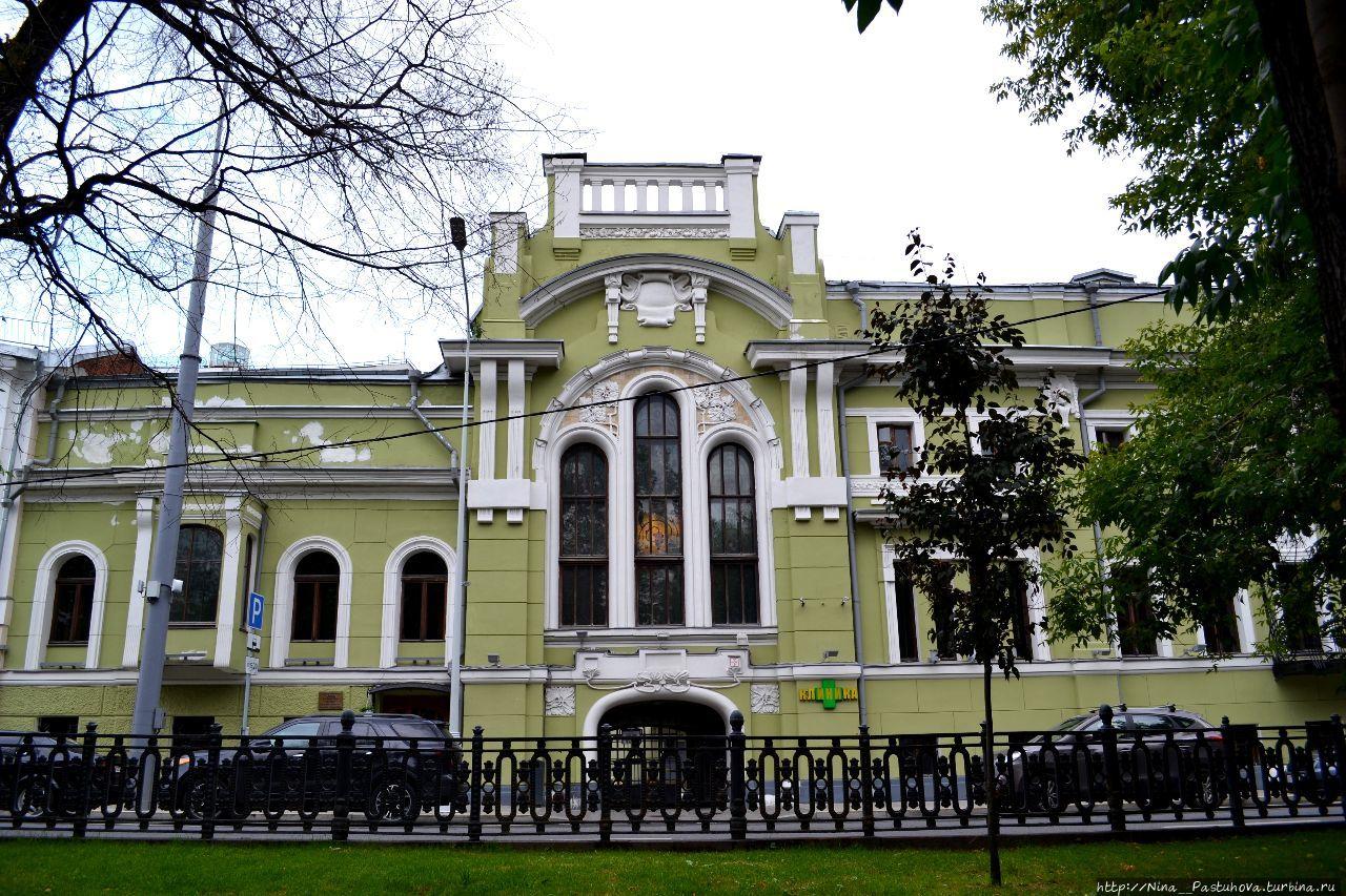 Особняк приёмов и торжеств Петра Смирнова (Москва)