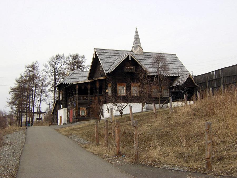 Дом для почётных гостей (Верхотурье)