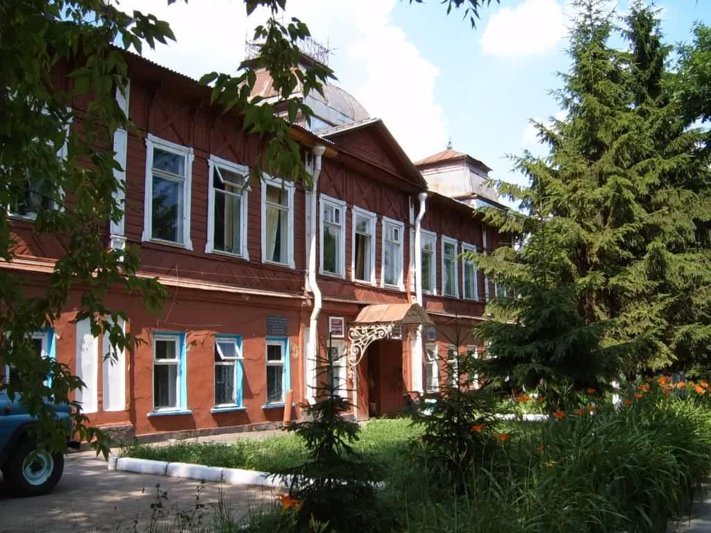 Здание женской гимназии (Плавск)