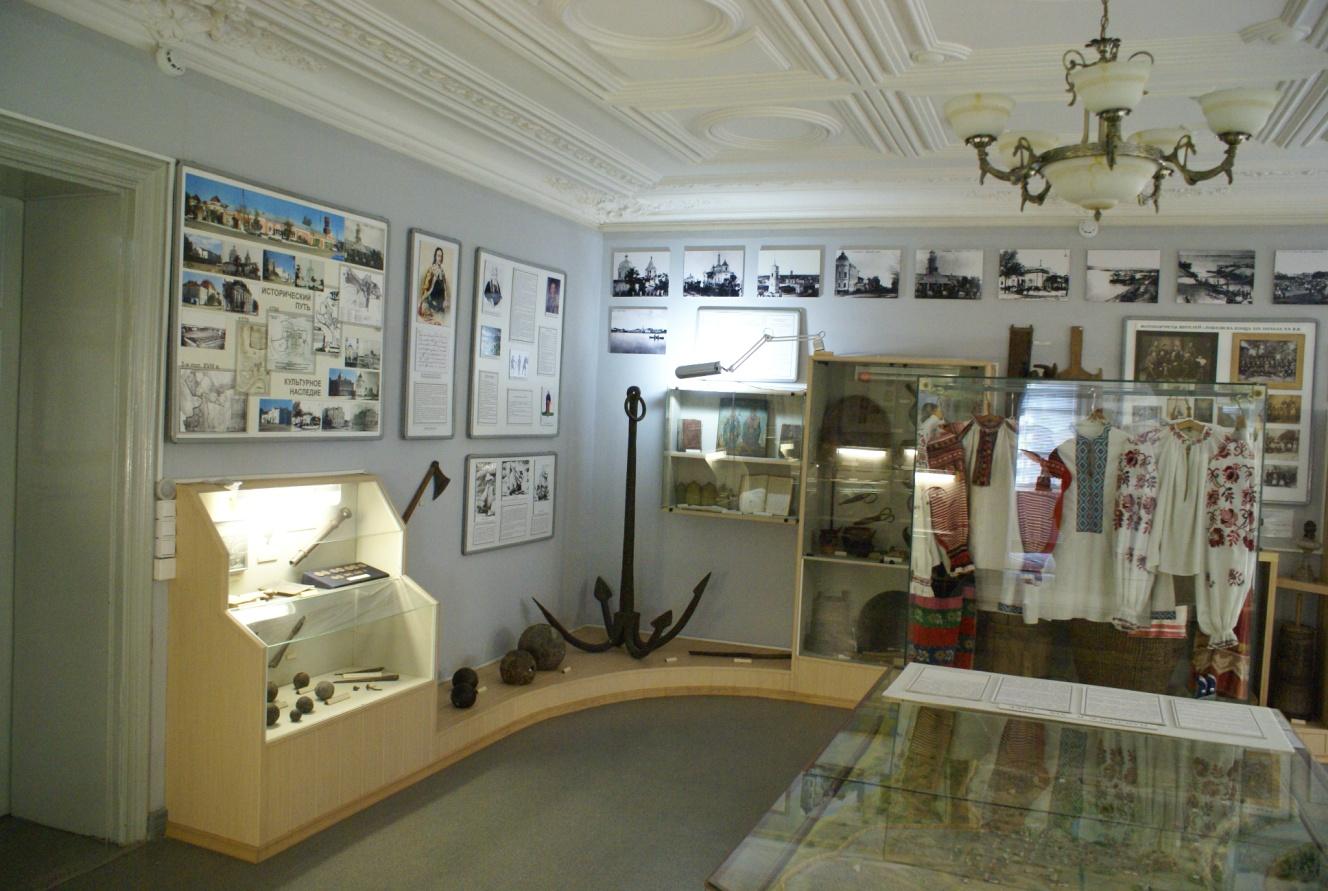 Краеведческий музей (Павловск)