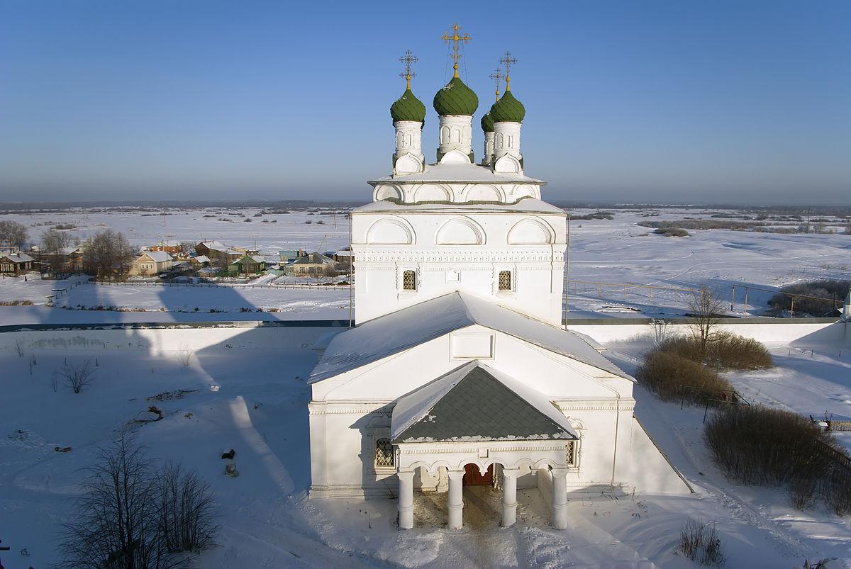 Свято-Богоявленский монастырь (Мстёра)