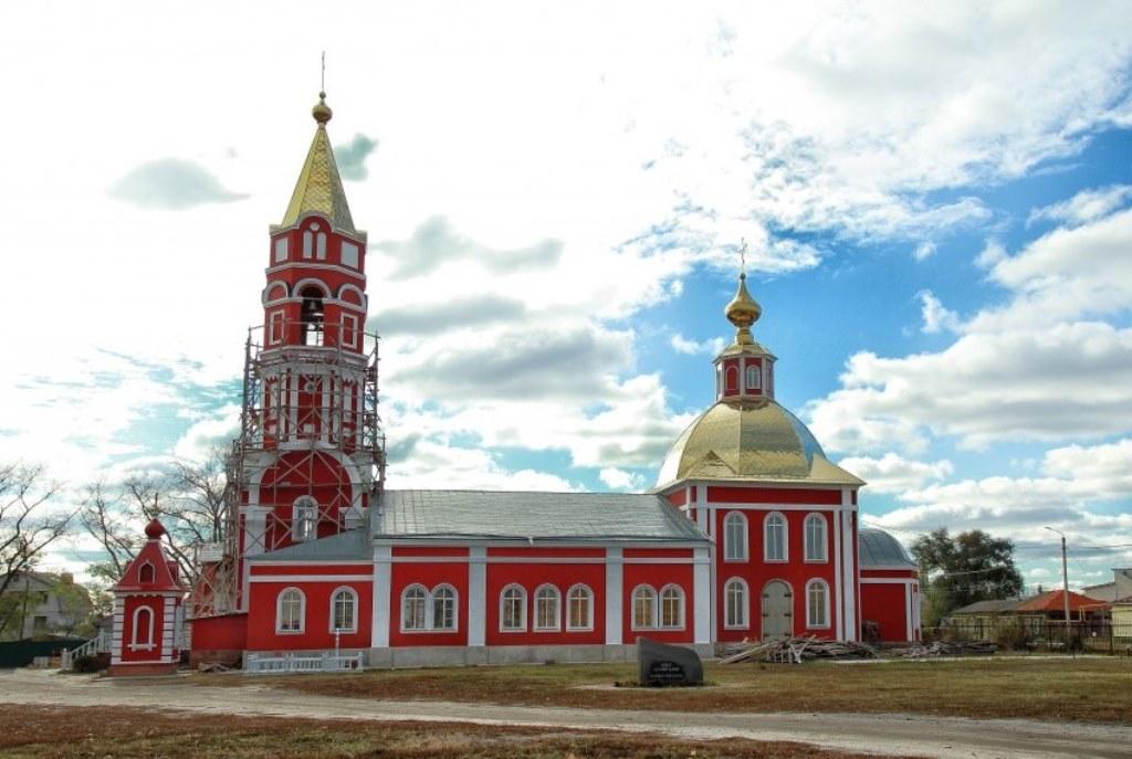Церковь святых Бориса и Глеба (Борисоглебск)