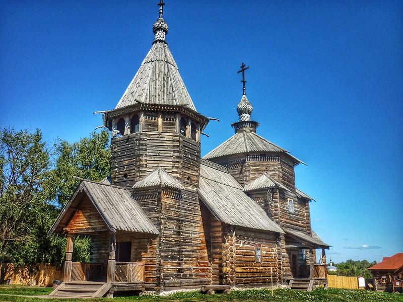 Музей деревянного зодчества (Суздаль)