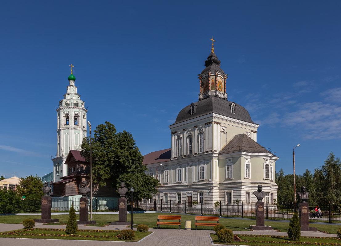Николо-Зарецкая церковь (Тула)
