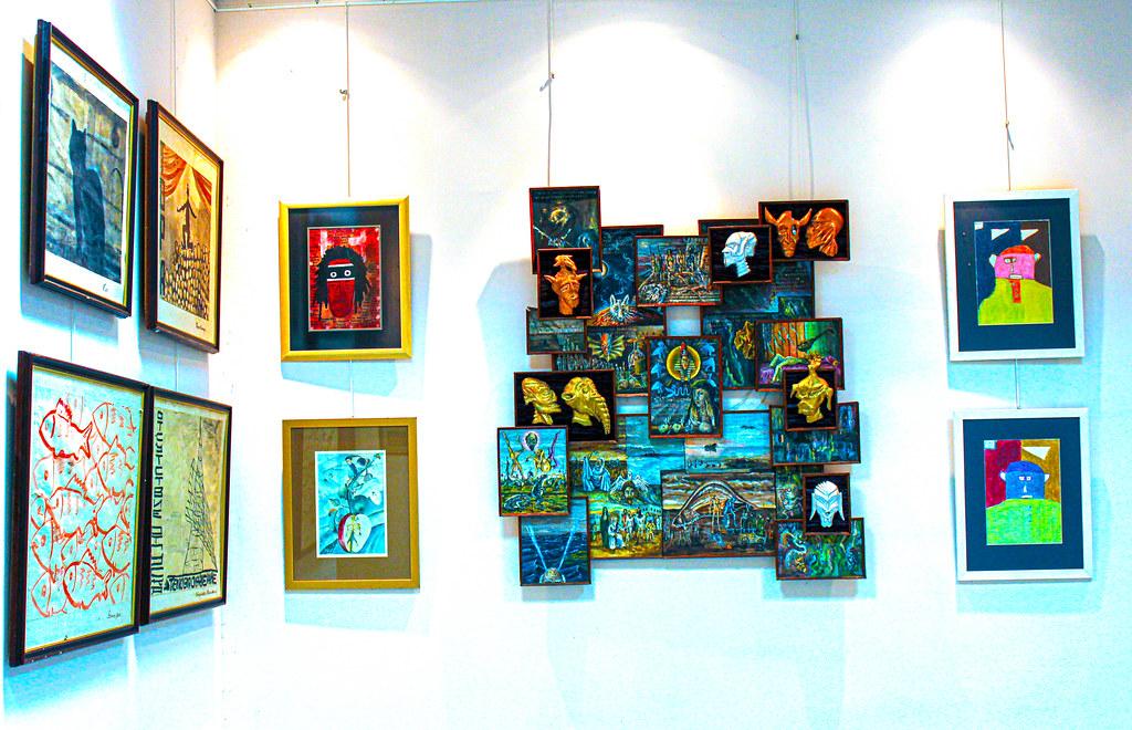 Московский музей творчества аустайдеров (Москва)