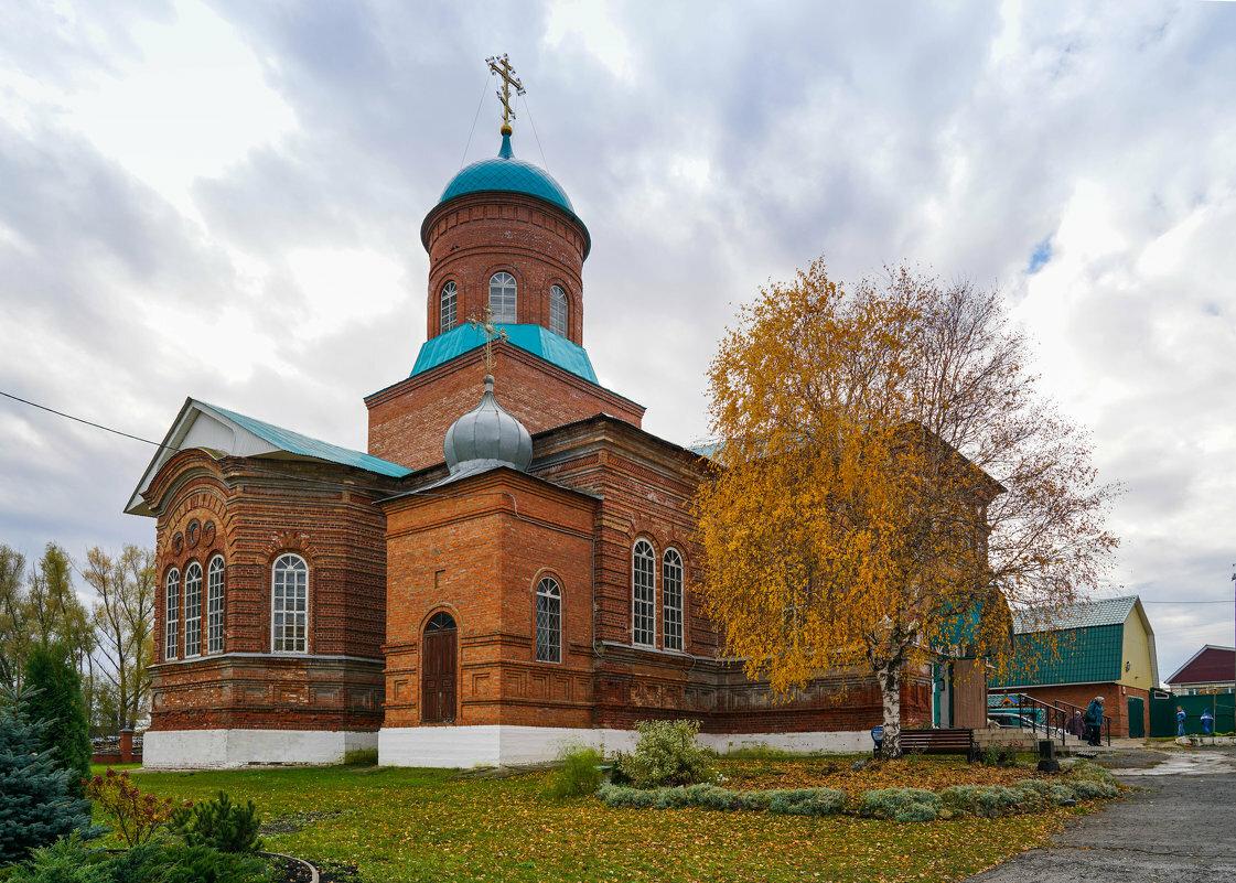 Церковь Иакова Алфеева (Алатырь)
