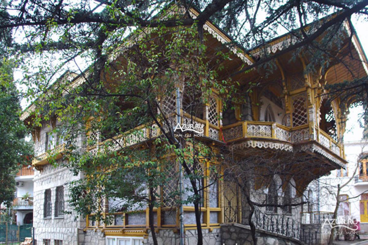 Дом-музей Леси Украинки (Ялта)