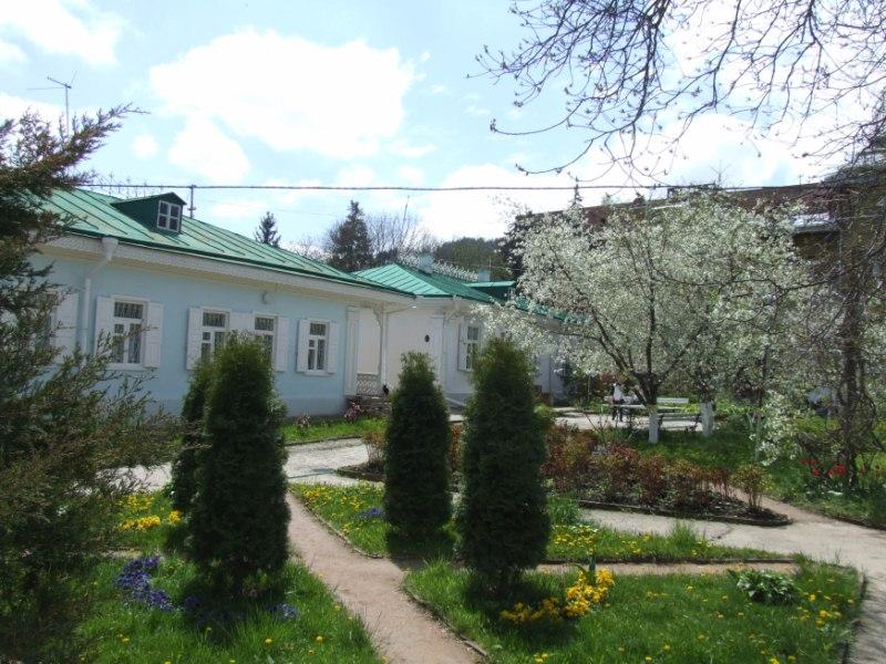 Дом-музей Н. А. Ярошенко (Кисловодск)