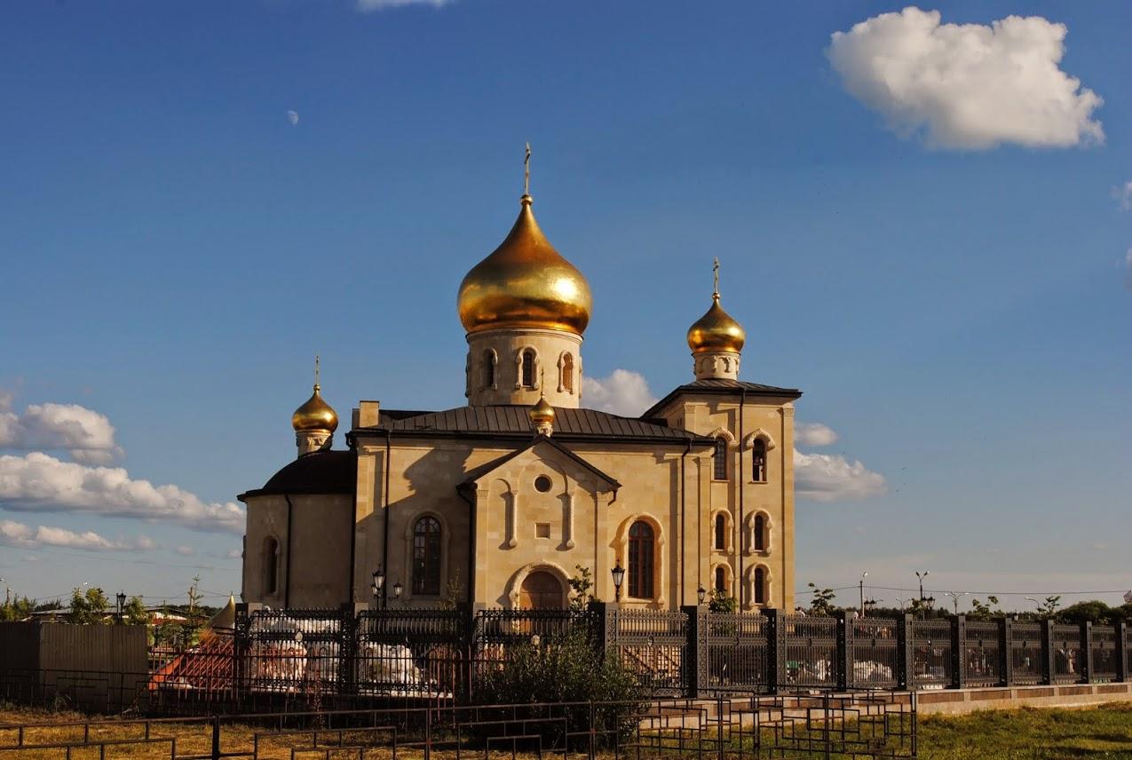 Церковь Рождества Пресвятой Богородицы (Кириши)