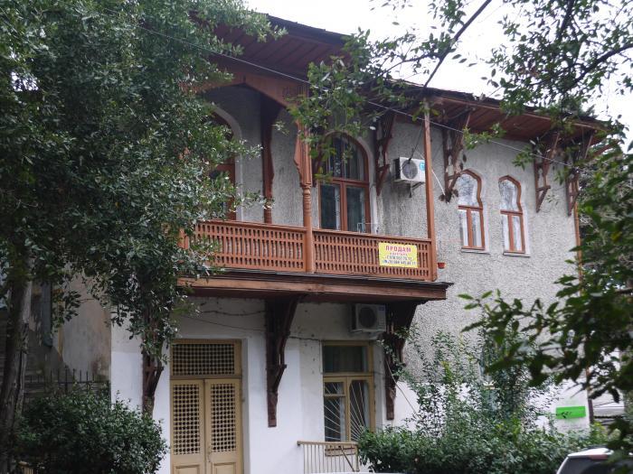 Дом Али Мурзы Булгакова (Ялта)