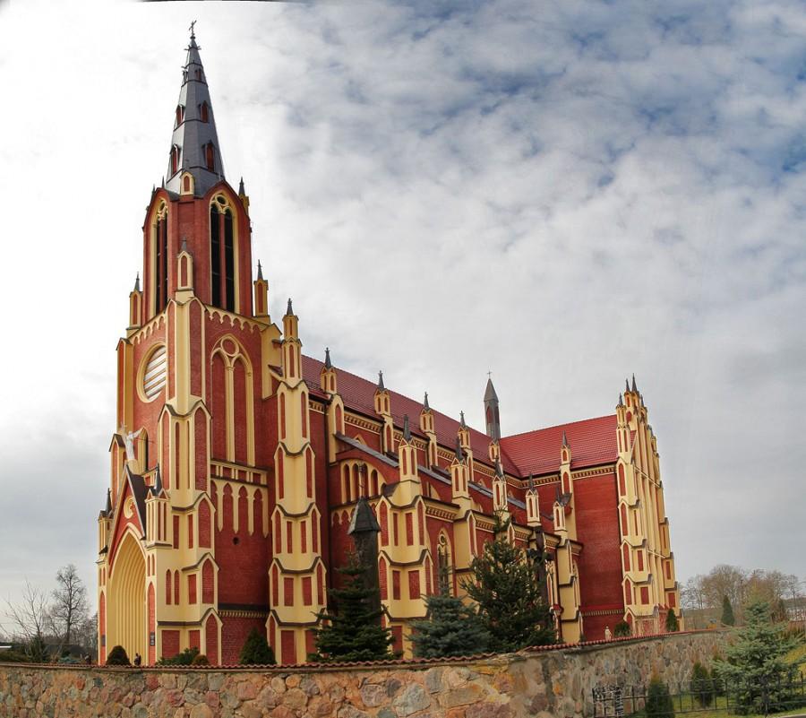 Костёл Святой Троицы (Гервяты) (Гродненская область)