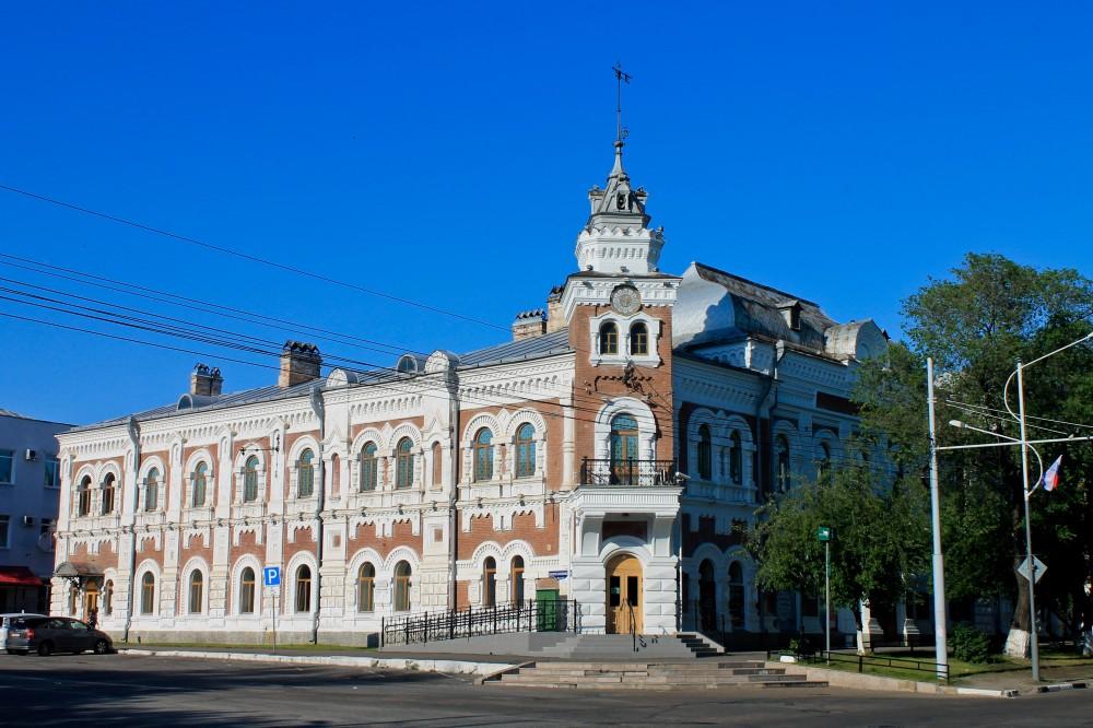 Амурский краеведческий музей (Благовещенск)