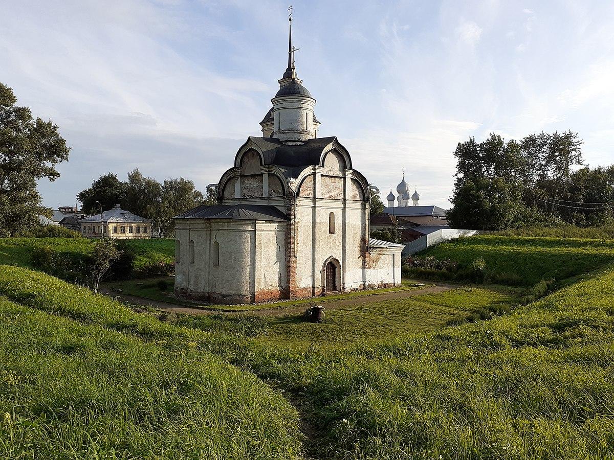Церковь Вознесения над гробом Исидора Блаженного (Ростов Великий)