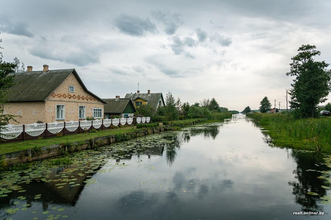 Канал Огинского (Пинск)