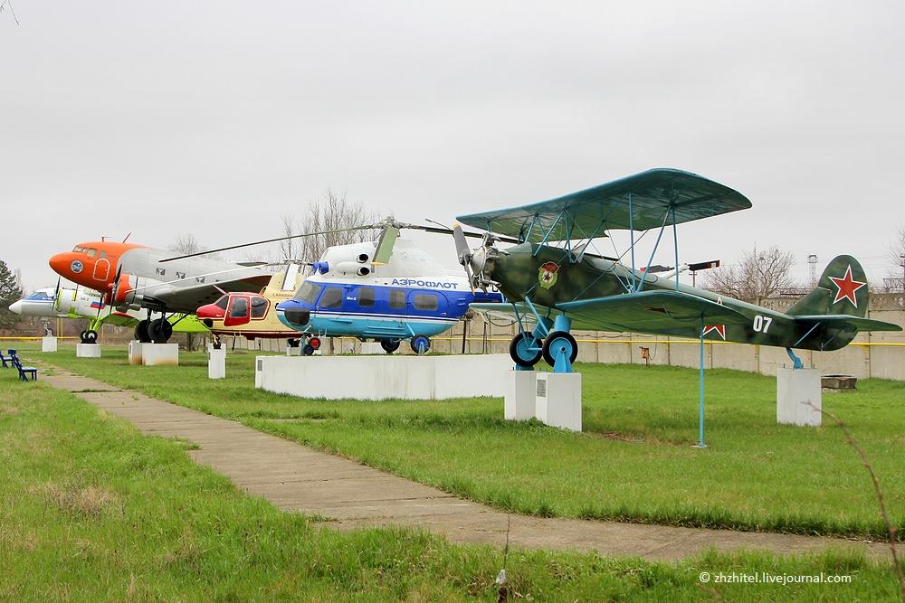 Музей авиационной техники (Минеральные Воды)
