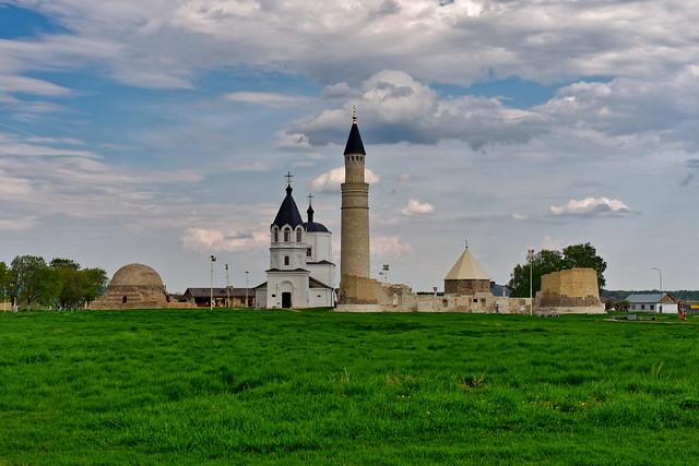 Заповедник «Городище Булгар» (Болгар)