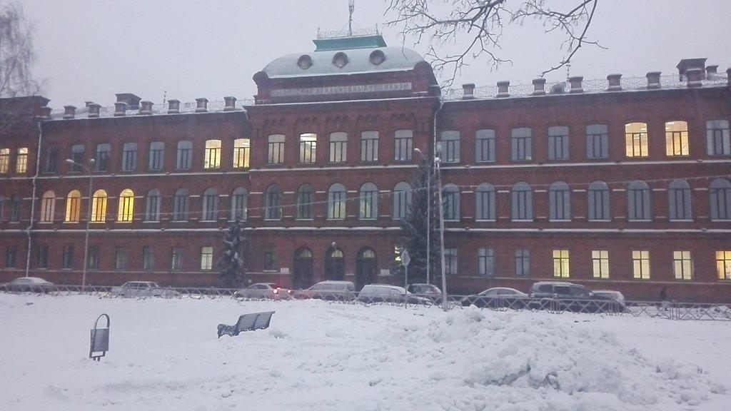 Общежитие Авиационного колледжа (Рыбинск)