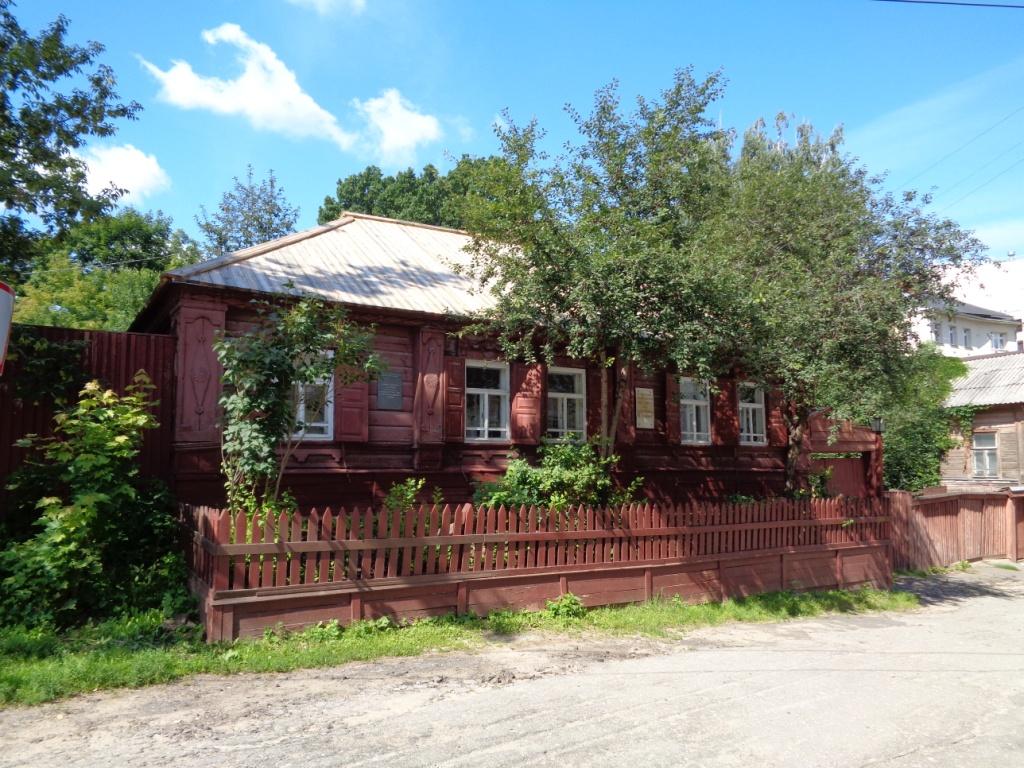 Музей «Домик Каширина» (Нижний Новгород)