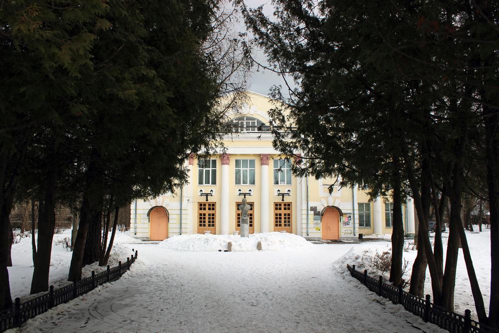 Фабрика В. А. Лыжина (Ивантеевка)