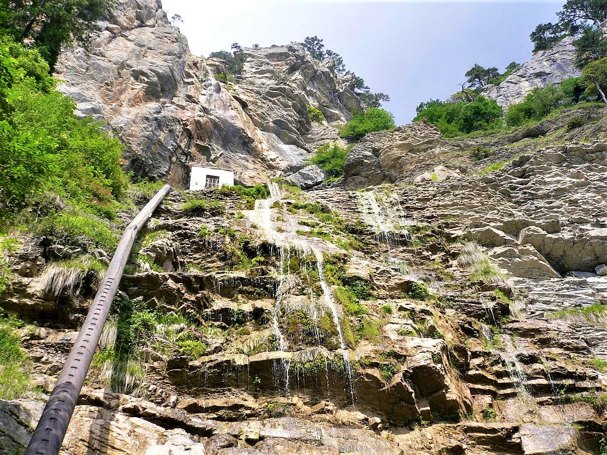 Водопад Учан-Су (Ялта)