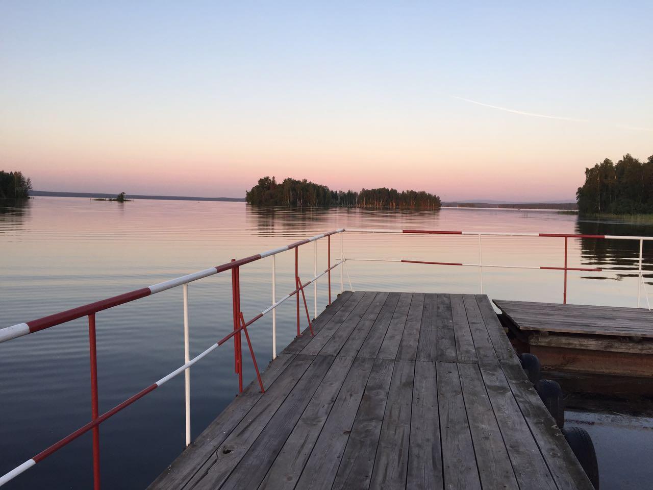 Озеро Увильды (Кыштым)