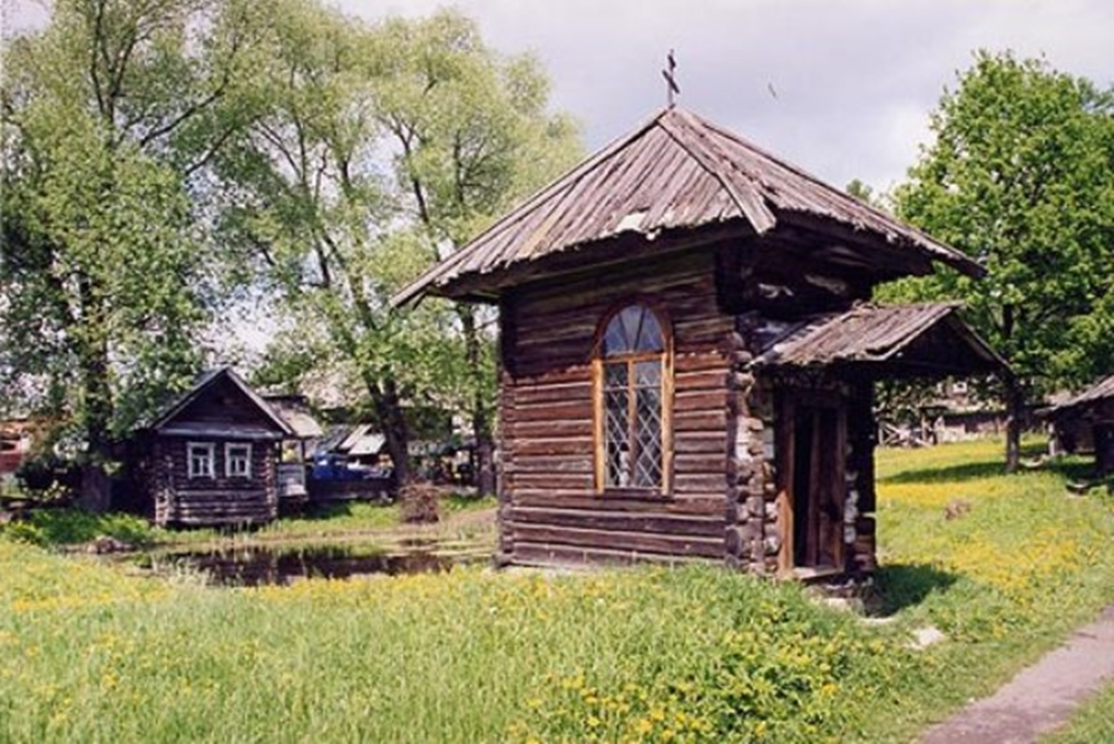 Музей деревянного зодчества (Мышкин)