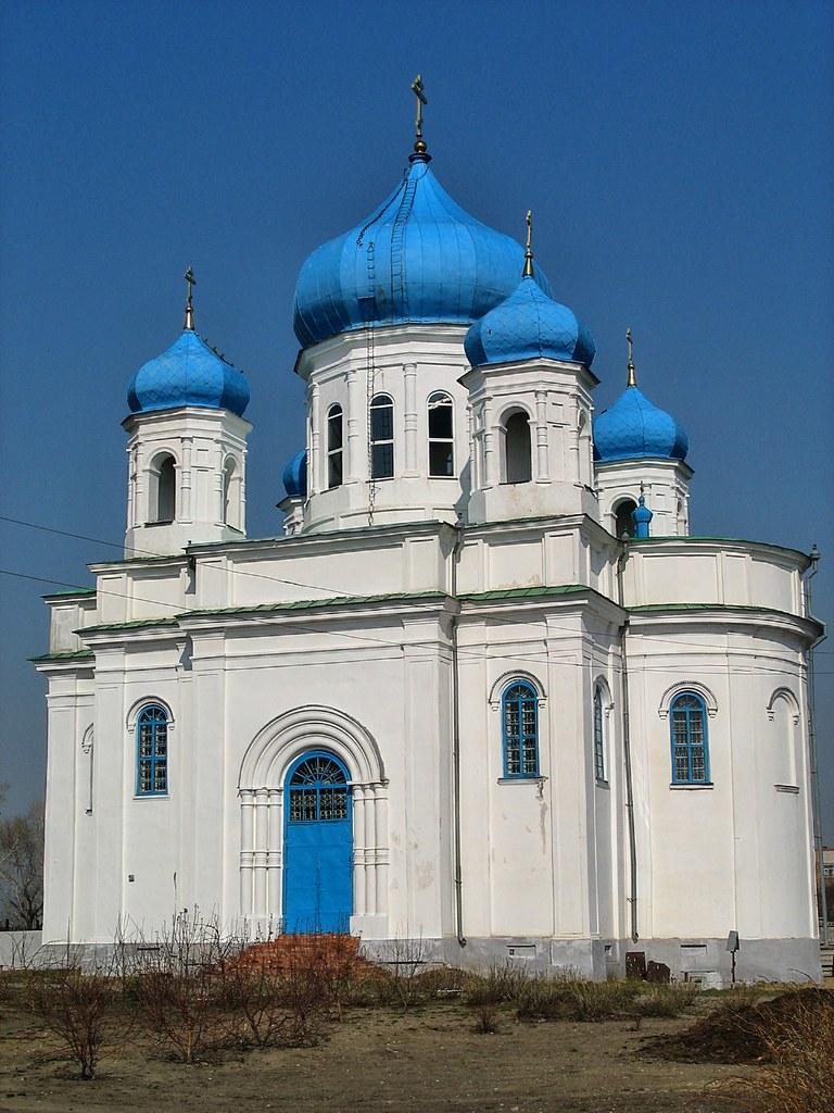 Свято-Троицкий (Уйский) собор (Троицк)