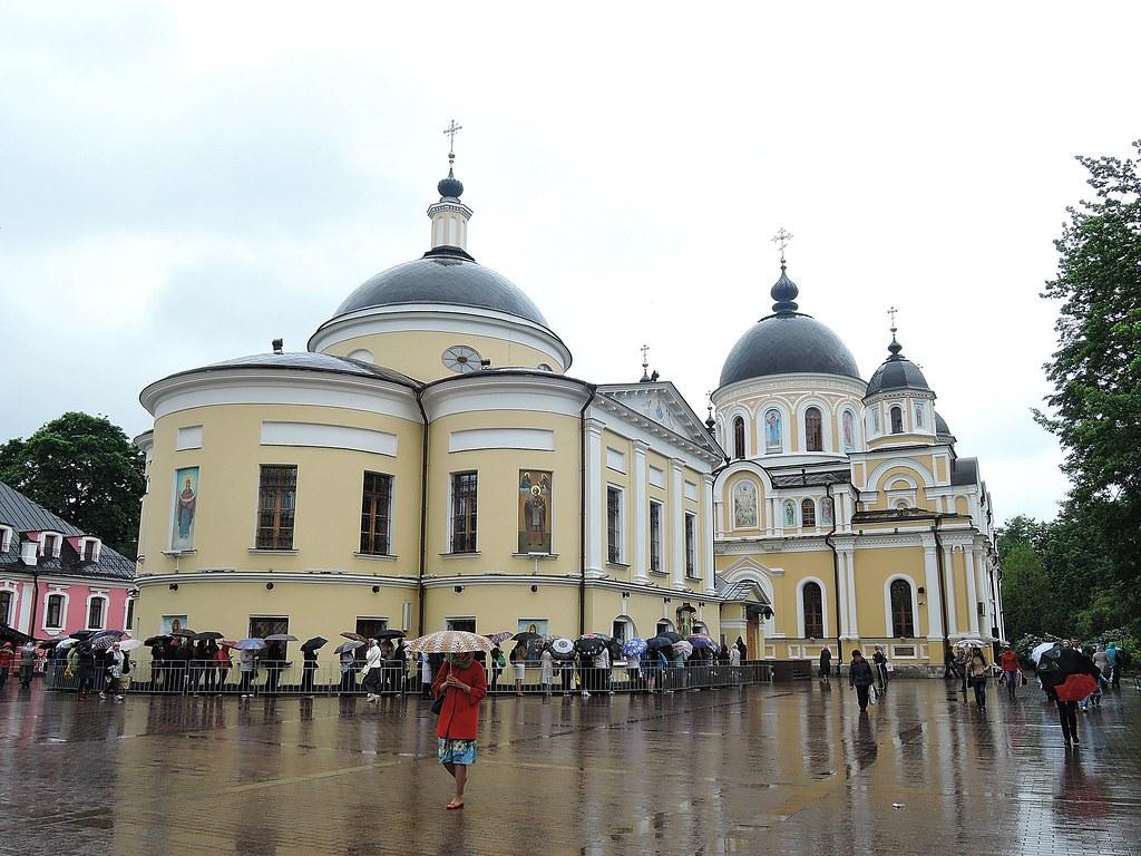 Покровский женский монастырь (Москва)