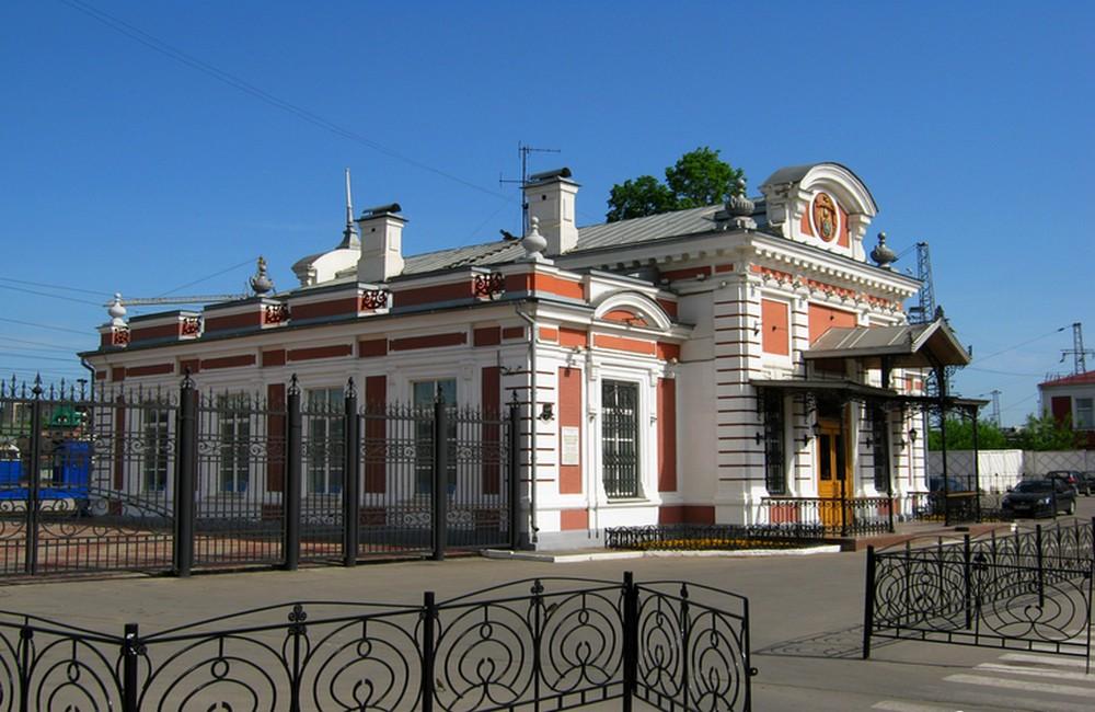 Царский павильон Московского вокзала (Нижний Новгород)