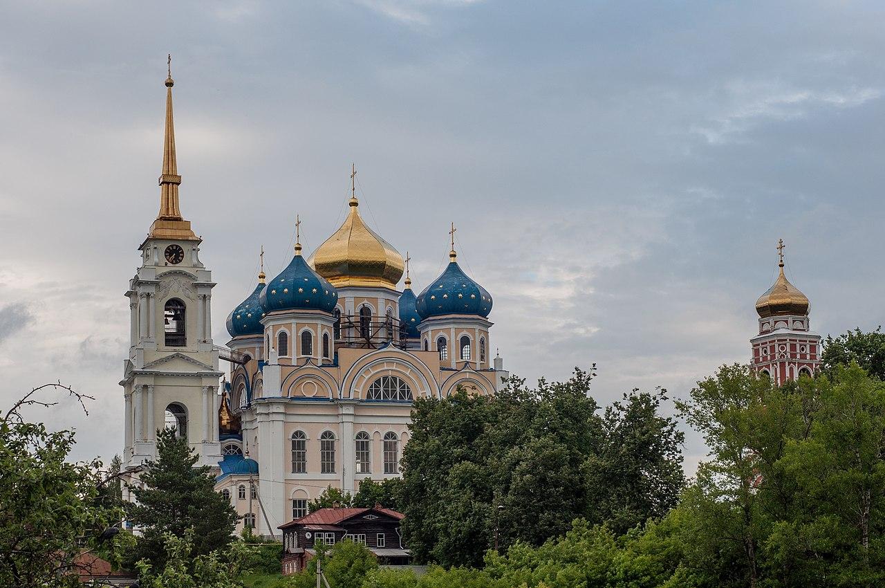 Спасо-Преображенский собор (Болхов)