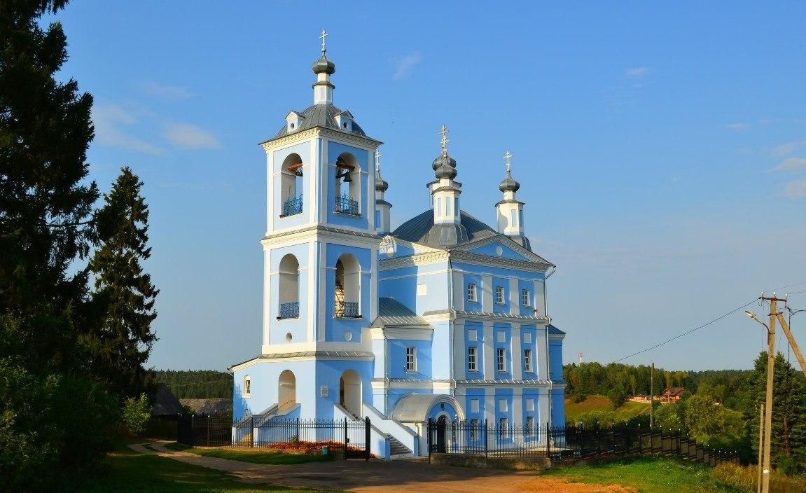 Ильинская церковь (Верея)