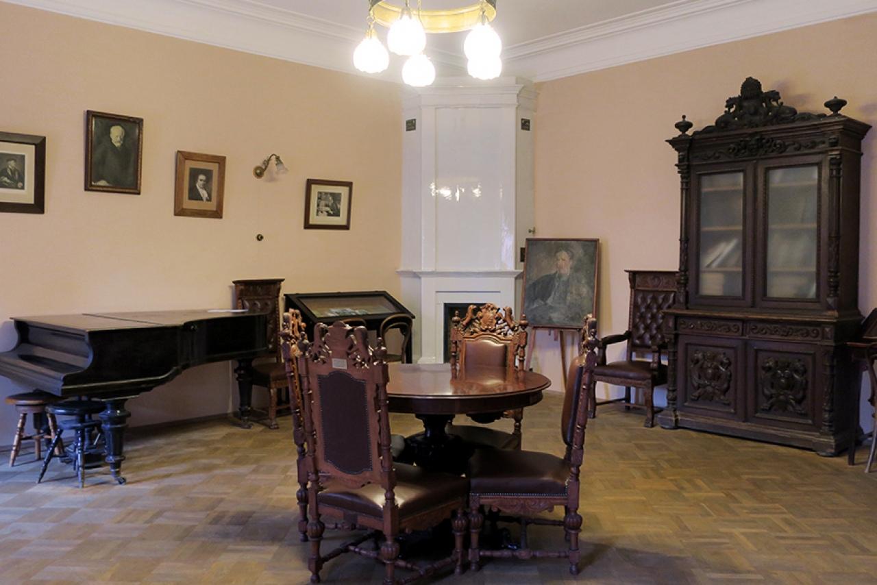 Мемориальный музей А. С. Попова (Санкт-Петербург)