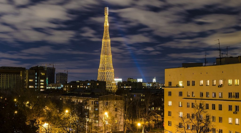 Шуховская башня на Шаболовке (Москва)