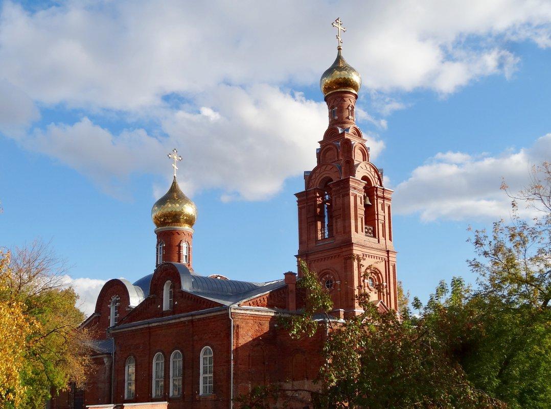 Церковь Фёдоровской иконы Божией Матери (Ковров)