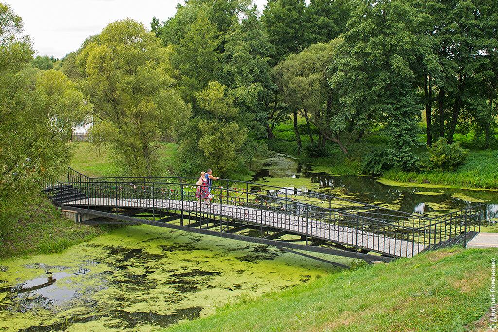 Парк регионального значения «Ключи» (Прохоровка)