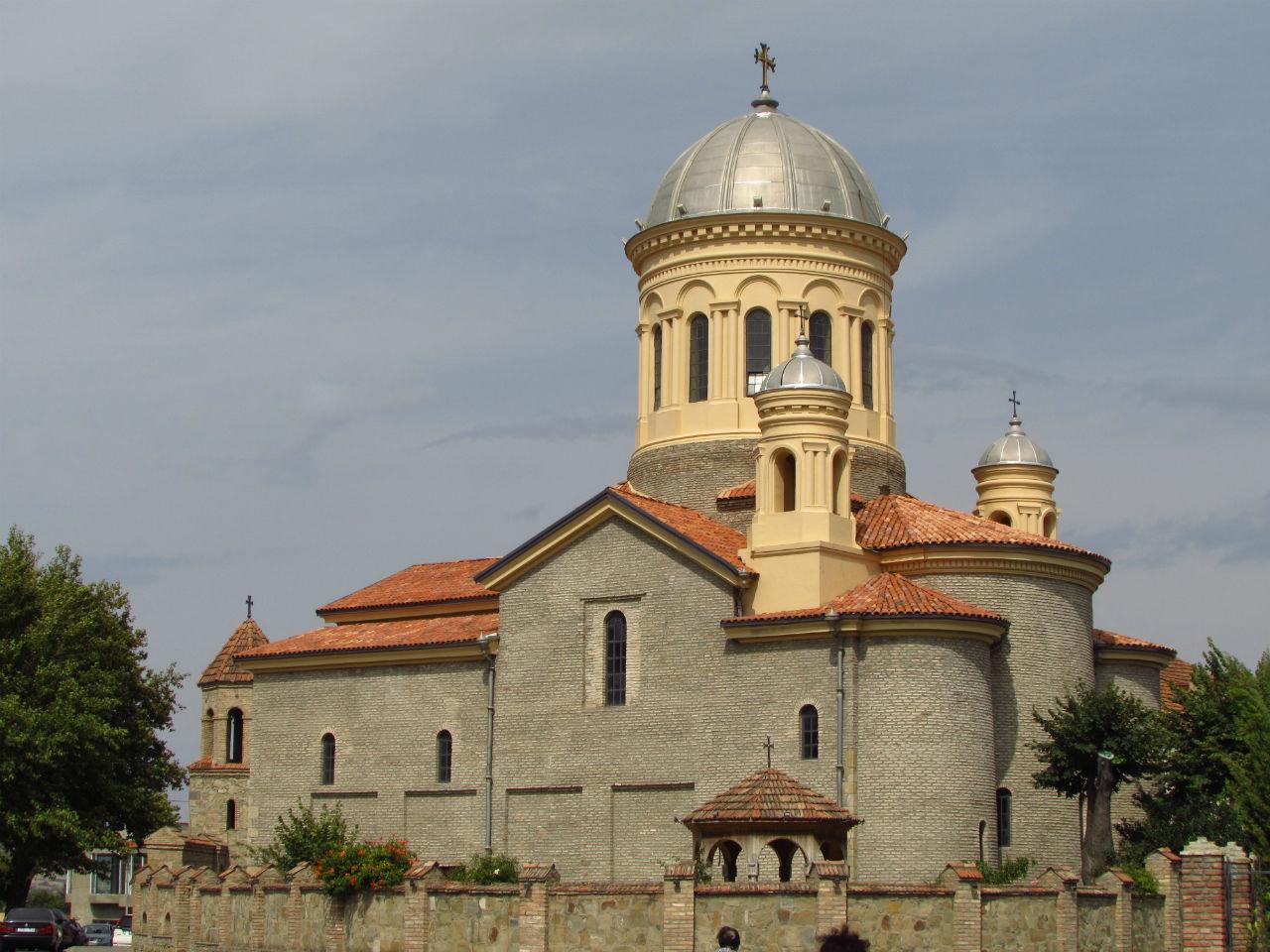 Собор Святой Марии (Гори)