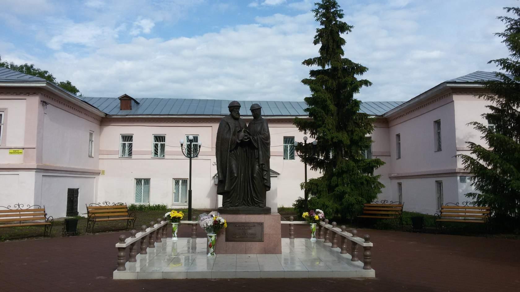 Сергачский краеведческий музей (Нижегородская область)