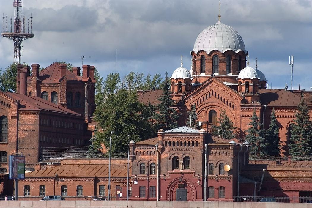 Тюрьма «Кресты» (Санкт-Петербург)
