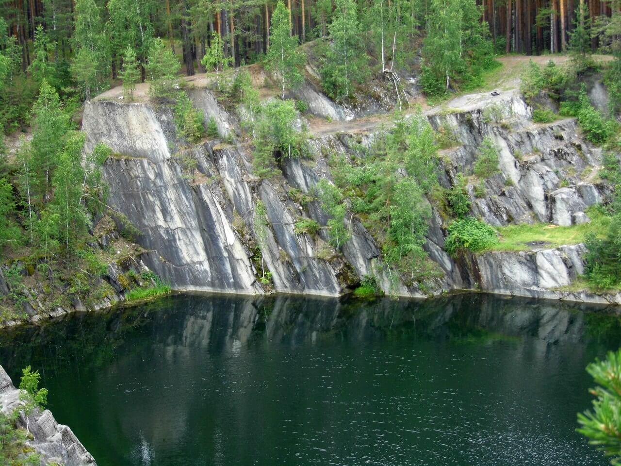 Озеро Тальков камень (Свердловская область)