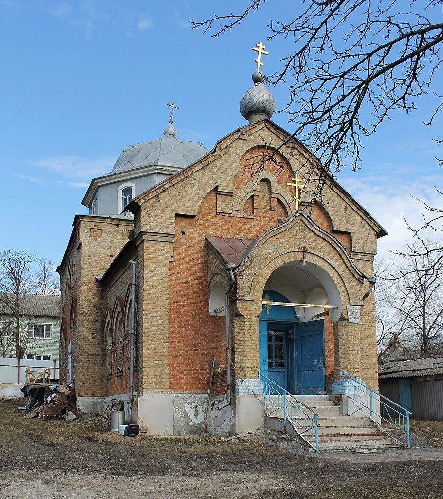 Старообрядческая церковь Дмитрия Солунского (Льгов)