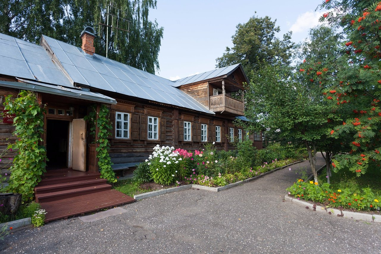 Музей семьи Цветаевых (Иваново)
