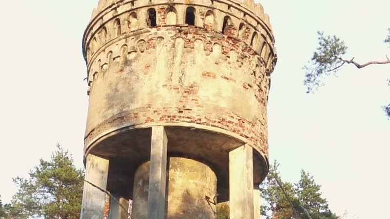 Водонапорная башня учительской семинарии (Выборг)