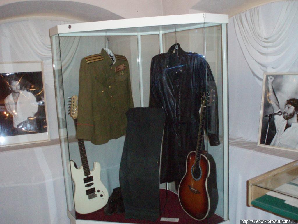 Музей Игоря Талькова (Москва)
