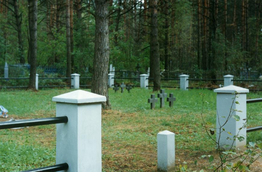 Мемориал спецгоспиталя НКВД №5963 (Тума) (Спас-Клепики)