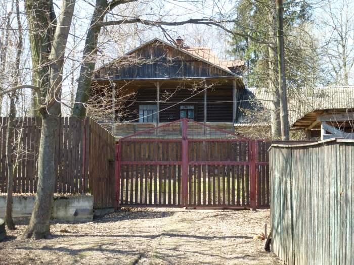 Дом В. А. Ватагина (Таруса)