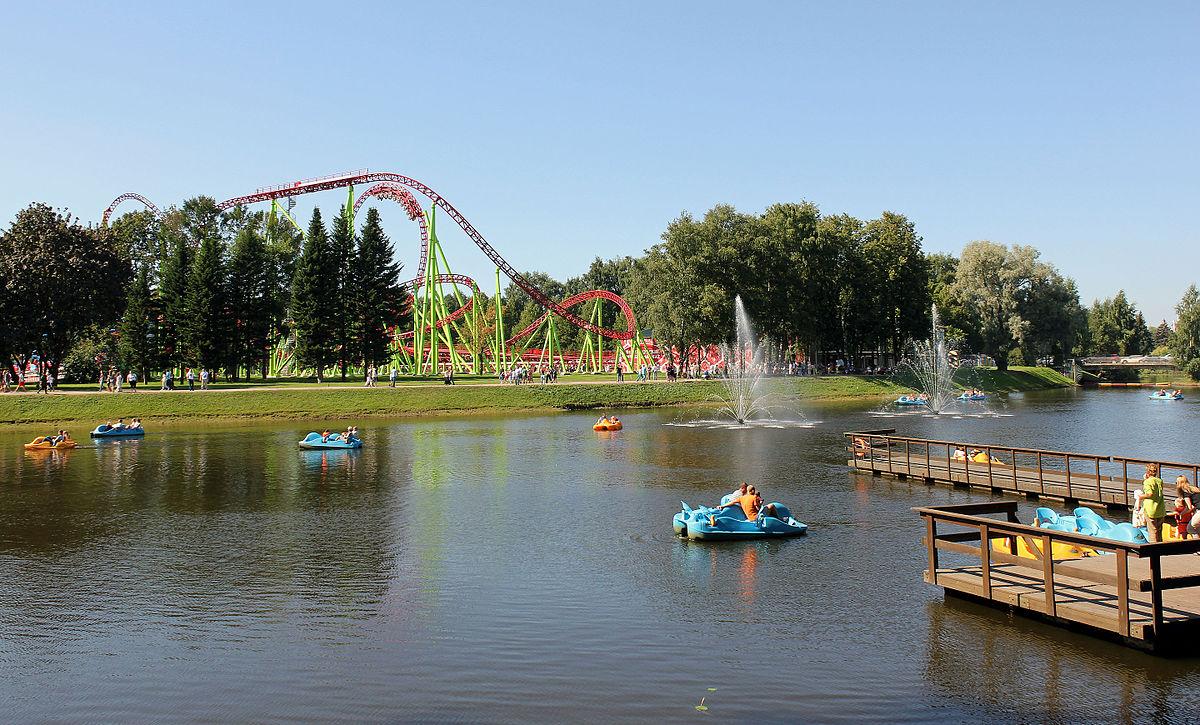 Приморский парк Победы (Санкт-Петербург)